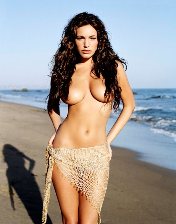 kelly brook home Kelly Brooks Sexy Playboy Pictures: Gallery (NSFW)