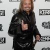 thumbs vince neil of motley crue Did Perez Hilton Make Sinful Appearance At Kerrang Awards? Pictures