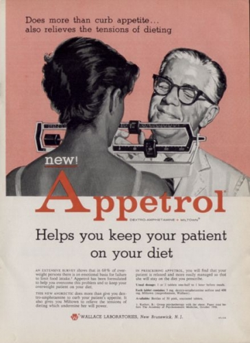 appetrol Amphetamines are good for you   selling drugs to the fat and depressed (photos)