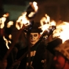 thumbs 15052071 The Lewes Bonfire Society marches at dusk (photos)
