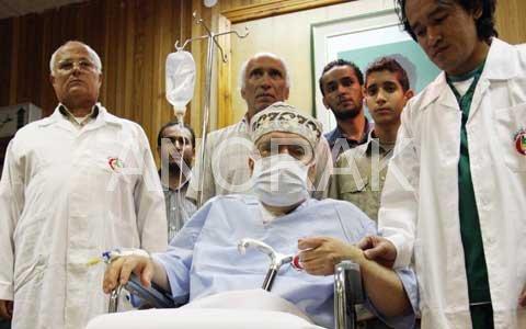 lockerbie Gaddafis Killer Abdelbaset Ali Mohmed al Megrahi Heads Back To Safety Of Scottish Jail