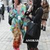 thumbs pa 15835278 The fashionistas of London Fashion Week 2013   photos of fashions forwards