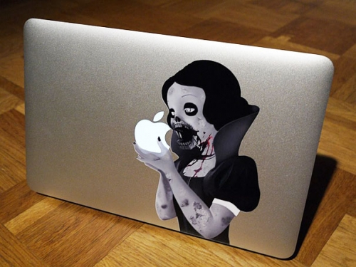Macbook-stickers