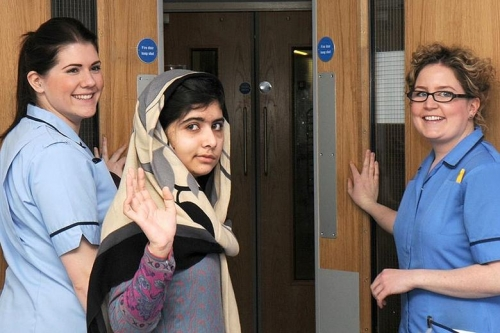 malala Malala Yousufzai   the story of Pakistans heroine in photos