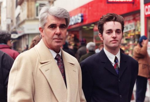 1034671 Max Clifford    a life in photos