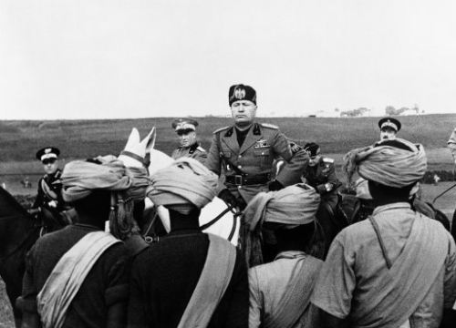 10657869 Benito Mussolini   life and death in photos