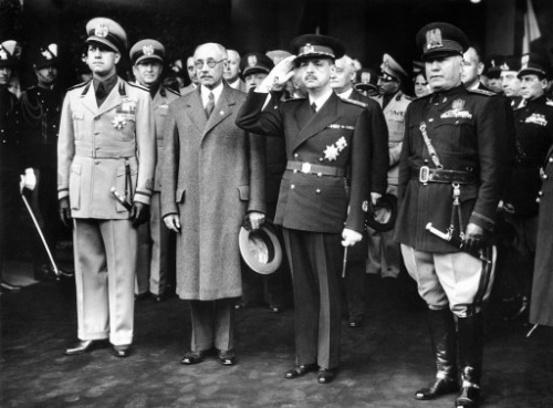 10974090 Benito Mussolini   life and death in photos