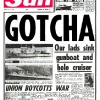 thumbs the sun gotcha2 Whats More Hateful: Labour Outrage Or Tabloid Lies?
