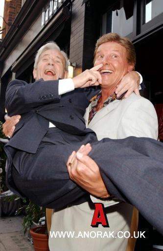 1607094 Sex Film Star Norman Wisdom Is Dead Again   Anyone Seen Lee Evans?