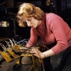 thumbs war 7 World War 2: The Office of War Informations pictures of women working on aircraft