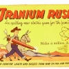 thumbs uranium board game 2 Nuclear toys of the 1950s
