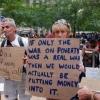 thumbs occupy wall street signs 4 Occupy Wall Street: The Best And Funniest Signs