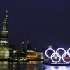 thumbs 12912203 In photos: Olympic rings sail down River Thames