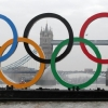 thumbs 12913947 In photos: Olympic rings sail down River Thames