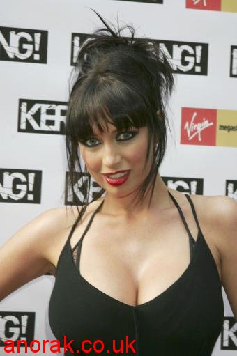sophie howard 3 Is this the end of Page 3? Murdoch tweets its demise