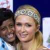 thumbs 15298654 Paris Hiltons third eye winks in India (photos and video)