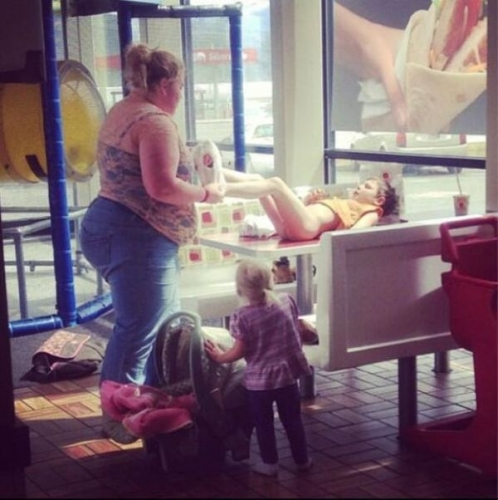 People of McDonalds Mcdonalds-parents