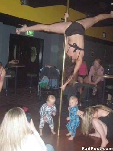 parenting fail Photos of the day   Mother is being inappropriate again