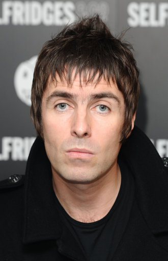 8080863 Liam Gallagher Flogs His Pretty Green Clothes, In Pictures