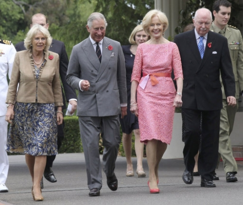 15089561 Prince Charles and Camilla tour of New Zealand and Australia