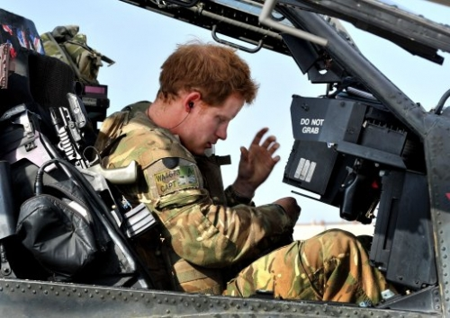 15593916 Prince Harry in Afghanistan   the photos