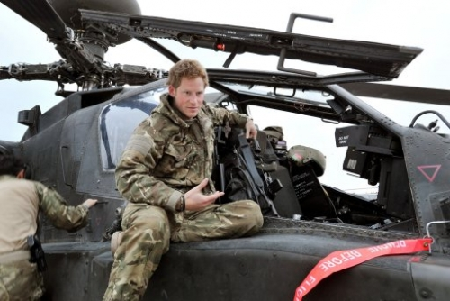 15594104 Prince Harry in Afghanistan   the photos