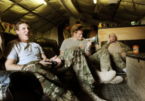 15595059 Prince Harry in Afghanistan   the photos