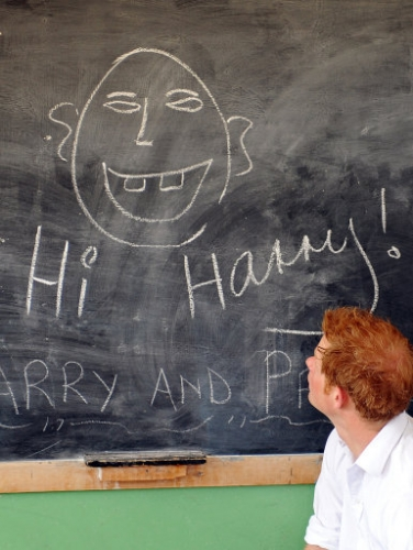 15924733 Prince Harry knocks them bandy in Lesotho   photos