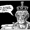 thumbs queen express paul thomas 60 years of the Queen in cartoons: Diamond Jubilee satire
