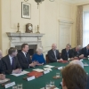 thumbs 15402952 Her Majesty the Queen attends a Cabinet meeting at Number 10 Downing Street   in photos