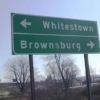 thumbs whitestown Racism   its everywhere