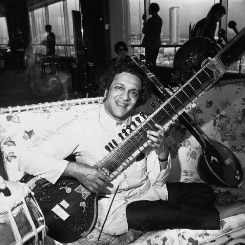 8632631 Ravi Shankar RIP   a life in photos