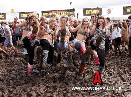 mud sex naked on farm