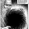 thumbs crumb bible Robert Crumb   a life in photos