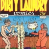 thumbs dirty laundry no1 Robert Crumb   a life in photos