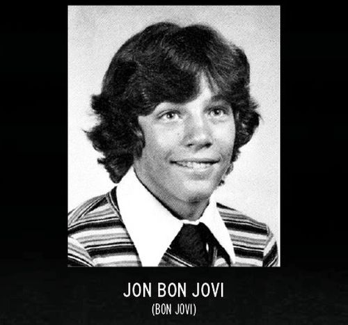 rockstar yearbook 13 Rock Stars Yearbook photos   Who changed the most?