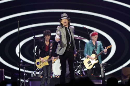 15213728 Rolling Stones: the 50th Anniversary show in photos