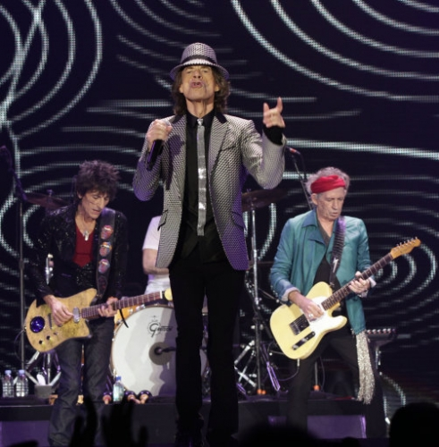 15213735 Rolling Stones: the 50th Anniversary show in photos