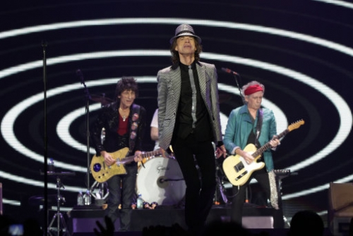 15213891 Rolling Stones: the 50th Anniversary show in photos