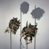 thumbs rubbish shadow sculptures 2 Shadow sculptures made of rubbish are brilliant (photos)