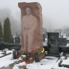 thumbs russian grave Russian gravestones are larger than life