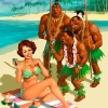 thumbs russia ad 7 These adverts for Russian mobile phones are sexually sinister and racist