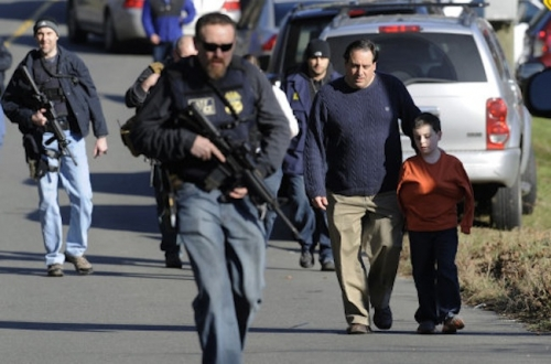 15382425 Sandy Hook Elementary School massacre in photos
