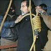 thumbs execution of saddam hussein Saddam Husseins Koran Of Blood