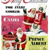thumbs santa fags 13 Santa Claus sold cigarettes for Christmas