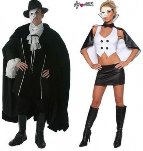 sexism 11 Everyday sexism: Halloween costumes for him and for her