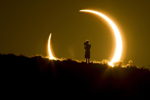 smithsonian photo contest naturalworld solar eclipse colleen pinski Smithsonian Magazine 10th annual photo contest (photos)
