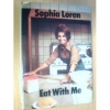 thumbs eat with me 1971: Sophia Loren says Eat With Me (and my giant wooden cutlery ears)