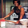 thumbs sophia loren 3 1971: Sophia Loren says Eat With Me (and my giant wooden cutlery ears)