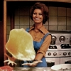 thumbs sophia loren 4 1971: Sophia Loren says Eat With Me (and my giant wooden cutlery ears)